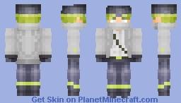 Lucien [Brawlhalla] Minecraft Skin