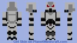 Luna Wolves Space Marine Minecraft Skin