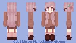 Ur mom ecks dee Minecraft Skin