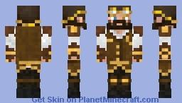 Numinion steampunk skin Minecraft Skin