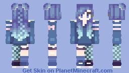 ★αlєх★ ocean waves Minecraft Skin