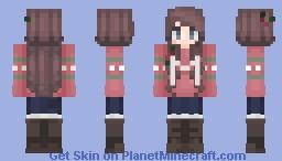 Pins n' Mistles Minecraft Skin