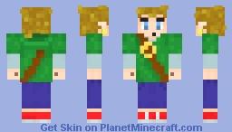Plaz Adventurer Outfit Minecraft Skin