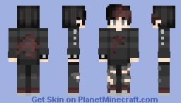 ♥ 𝓟𝓾𝓷𝓴'𝓼 𝓝𝓸𝓽 𝓓𝓮𝓪𝓭 ♥ ~『𝕊𝕚𝕠𝕦𝕩 』 Minecraft Skin