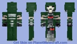 Reaper [Moss] Minecraft Skin