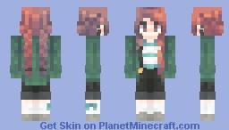 Relieved Minecraft Skin