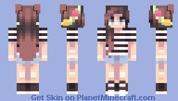 all falls down - oc Minecraft Skin