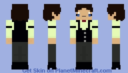 Simon Petrikov (Pre-War) - Adventure Time Minecraft Skin