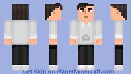 Skeppy (Minecraft Story Mode) Minecraft Skin