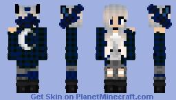 idk how this works Minecraft Skin