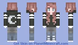 ( ノ^ω^)ノ゚ Minecraft Skin