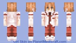 Miryu Ryu (Under prin) アンダープリン Minecraft Skin