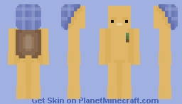 hottie thottie Minecraft Skin