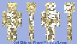 Prehistoric Steve Discovery Minecraft Skin