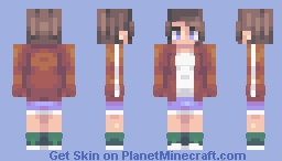 Aoi Asahina | Ultimate Swimming Pro Minecraft Skin