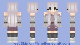 It's something Minecraft Skin