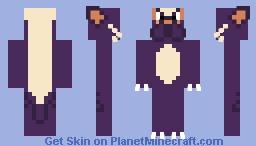 Stunky Minecraft Skin