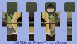 Tobias {LOTC} Minecraft Skin