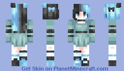 ♥мαηgℓє∂♥ Interstellar - OC Minecraft Skin