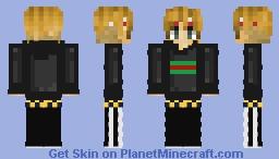Hoody Boy Skin Minecraft