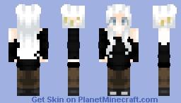 Ellaes Everstone ~Massivecraft~ Minecraft Skin