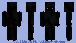 Hecking Dark Minecraft Skin