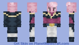 Lars of The Stars (UPDATED Steven Universe Skin) Minecraft Skin