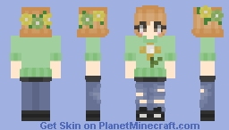 Riley ~ the country girl Minecraft Skin