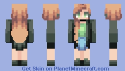 The River Minecraft Skin
