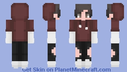 Second Chance Minecraft Skin