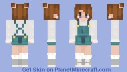 dear to me Minecraft Skin