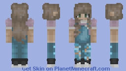 Dullish Minecraft Skin