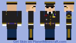 Tomb Sentinel Minecraft Skin