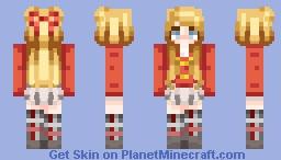 ~ 𝓂𝓎𝓉𝒽𝒾𝒸 𝒷𝒾𝓉𝒸𝒽 ~ Minecraft Skin