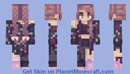 The Rythm Of The Night || Contest Entry Minecraft Skin