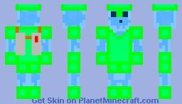 Slimemaster_YT Minecraft Skin