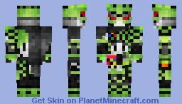 Kamen Rider Cronus Snipe Chronicle Shooting Gamer 仮面ライダークロノススナイプ Minecraft Skin
