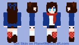 "⊗ [Chabilulu] ⊗ ""Snowdin Teddy Bear . . ."" RESHADING CONTEST  (OPEN)⊗ Minecraft Skin"