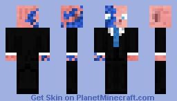TheBlueKyanite Minecraft Skin