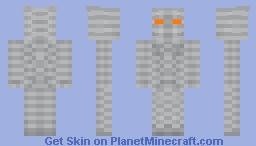 The Destroyer - Thor Minecraft Skin
