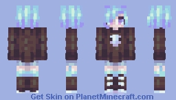 vanilla twilight Minecraft Skin