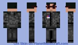 Kim Jong-un Minecraft Skin