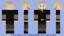 Some peasant Minecraft Skin