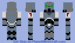 War Hounds Space Marine Minecraft Skin