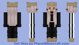 Adiddasssss Minecraft Skin