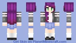 Ursula's Revenge! Minecraft Skin