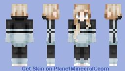 simple is beautiful Minecraft Skin