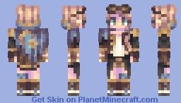 Steampunker ~ Minecraft Skin