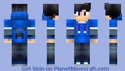 Cool Kid Minecraft Skin