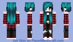 εm⊕ ᆆεmp† η⊕† †rψïηg †⊕ レαßεレ XD Minecraft Skin